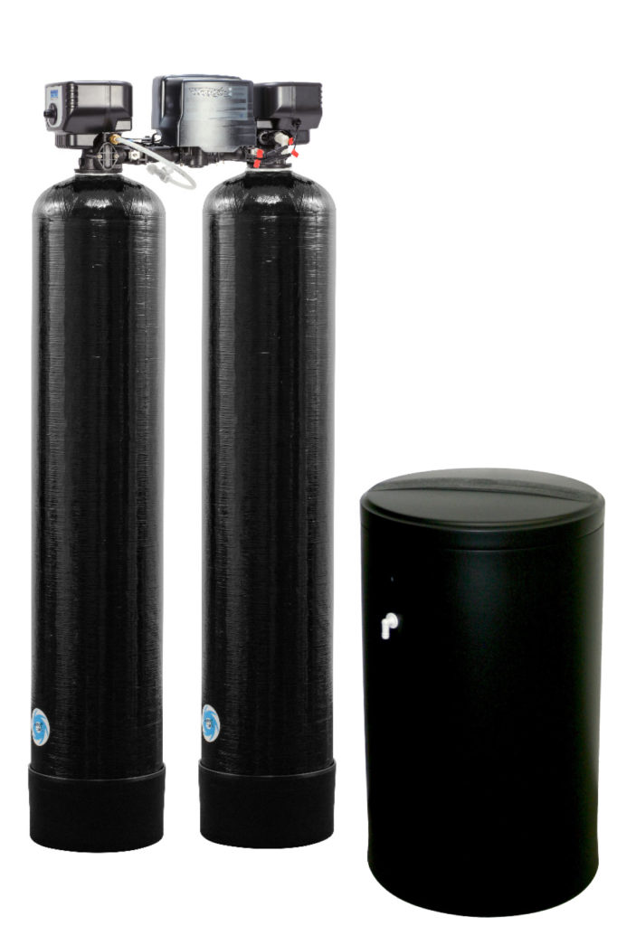 All components of a clearion 2300 alternating duplex water softener